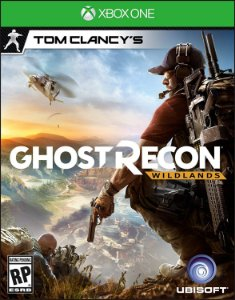 Jogo Tom Clancys Ghost Recon: Wildlands XBOX ONE Mídia Digital