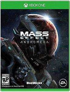 Jogo Mass Effect Andromeda XBOX ONE Mídia Digital