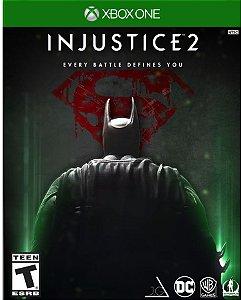 Jogo Injustice 2 XBOX ONE Mídia Digital