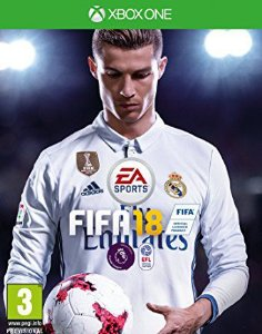 Jogo Fifa 18 XBOX ONE Mídia Digital