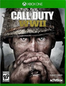 Call of Duty WW2 Xbox One Mídia Digital Online