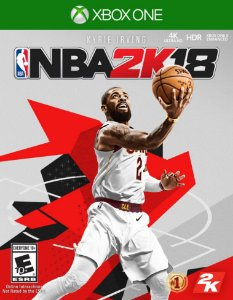 NBA 2K18 Xbox One Mídia Digital Online