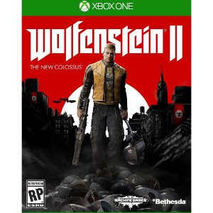 Wolfenstein 2 Xbox One Mídia Digital Online