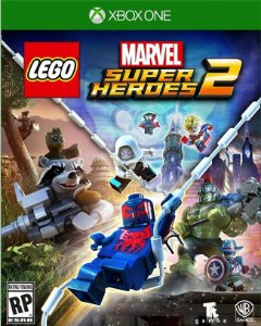 Lego Marvel Super Heroes 2 Xbox One Mídia Digital Online