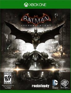 BATMAN ARKHAM KNIGHT para XBOX ONE em Mídia Digital