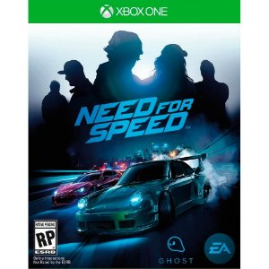 NEED FOR SPEED Mídia Digital - XBOX ONE