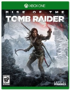 RISE OF THE TOMB RAIDER Mídia Digital - XBOX ONE