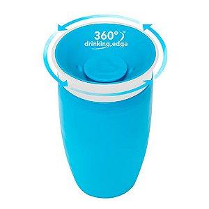 Copo Grande 360° Azul - Munchkin