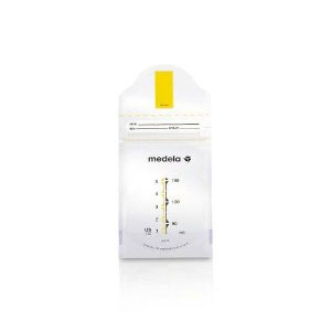 Sacos para Leite Materno com 20un Pump & Save - Medela