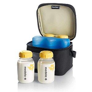 Mala Térmica Cooler Bag Preta - Medela