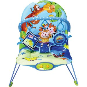 Cadeira de Descanso Musical Animais - Girotondo