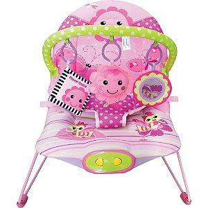 Cadeira de Descanso Musical Flores - Girotondo