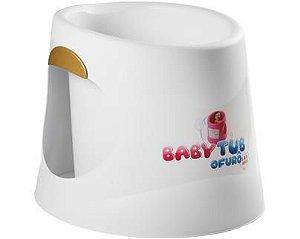 Banheira Ofurô 1 a 6 anos Branca - Babytub