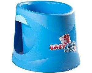 Banheira Ofurô 1 a 6 anos Azul - Babytub