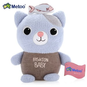Boneco Metoo Doll Magic Toy Gatinho