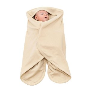 Cobertor de Vestir Bege - Kababy