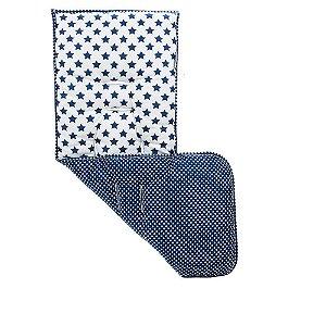 Almofada Carrinho Estrela Azul - Kababy
