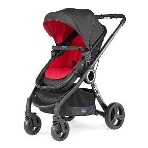Carrinho de Bebê Urban Red Wave - Chicco