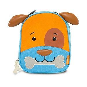Lancheira Térmica Infantil Let's Go! Cachorro - Comtac Kids