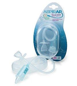 Aspirador Nasal Aspirar Baby - LikLuc