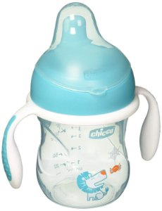 Copo Training 6m+ Verde 200ml - Chicco
