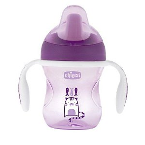 Copo Training 6m+ Roxo 200ml - Chicco