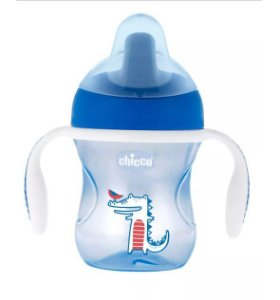 Copo Training 6m+ Azul 200ml - Chicco