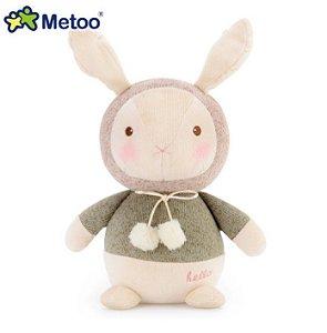 Pelúcia Metoo Bebê Coelho Verde