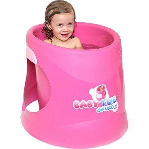 Banheira BabyTub Ofurô - 1 até 4 anos