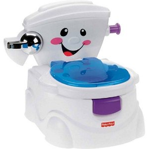 Troninho Toilette - Fisher Price