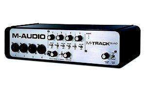 Interface M-Audio M-Track Quad