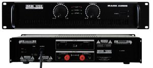 Amplificador Mark Audio MK1200
