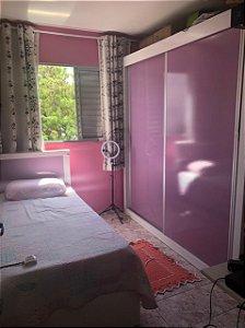 Apartamento no condomínio vale dos Pinheiros 3 dormitórios aceita carro até 60 mil na entrada, use o FGTS, financie
