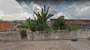 Terreno em Taboão da Serra no Parque Pinheiros  273 metros e 20 de frente
