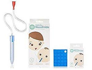 Aspirador nasal + 20 filtros - NOSEFRIDA