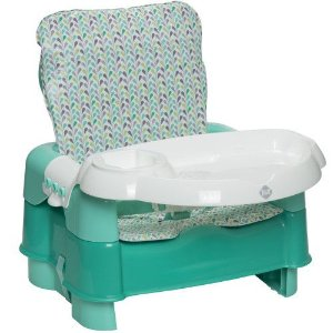 Cadeira para alimentação luxo 5 estágios verde - SAFETY
