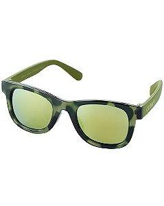 Óculos de sol verde exército 0-24 meses com proteção 100% UVA/UVB - CARTERS