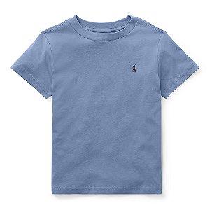 Camiseta básica azul - RALPH LAUREN