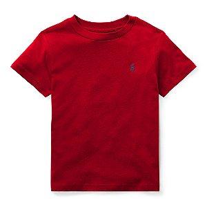 Camiseta básica vinho - RALPH LAUREN