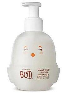 Boti Baby Sabonete Líquido Recem Nascido Comecinho 200 ml - BOTICÁRIO