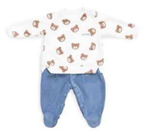 Macacão ursinhos - Keko Baby