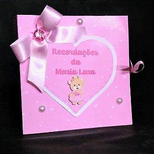 Lembrança do Bebê - personalizada - Talita