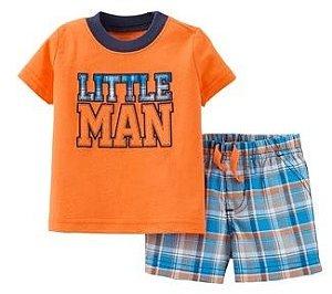 Conjunto 2 peças Little Man Child of Mine made by CARTERS