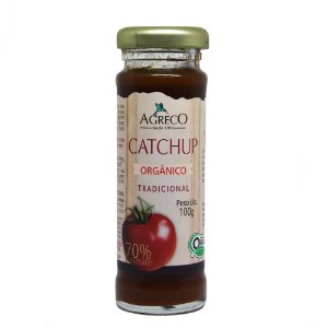 Catchup orgânico Agreco - 100g