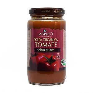 Polpa de tomate orgânica Agreco - 325g