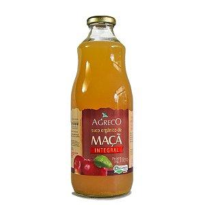 Suco de maçã orgânico Agreco  - 1l