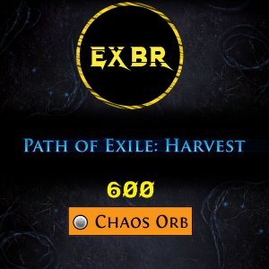 600 Chaos Orb Harvest