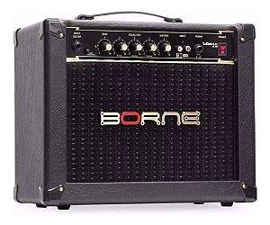 Amplificador Cubo Guitarra Borne Vorax 630 Preto