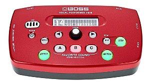 Pedal Processador Voz Boss Ve5 Rd Vocal Performer Roland