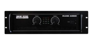 AMPLIFICADOR DE POTENCIA MARK AUDIO MK-6200 PRO